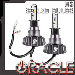 ORACLE H3 - S3 LED Headlight Bulb Conversion Kit