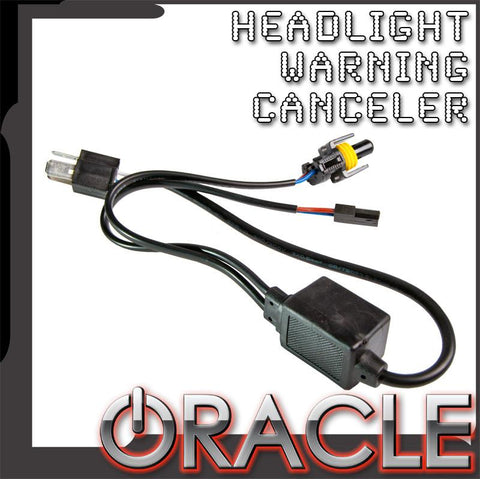 ORACLE H4 LED Warning Canceller