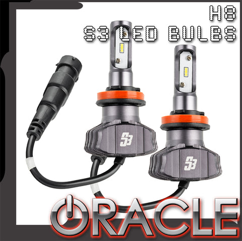 ORACLE H8 - S3 LED Headlight Bulb Conversion Kit