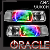 2000-2006 GMC Yukon ORACLE LED Halo Kit