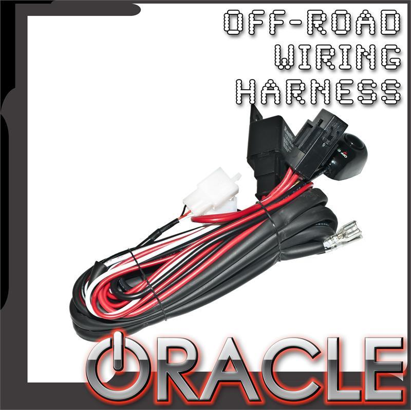 Tremendous Oracle Off Road 40A Double Light Harness Light Duty Oracle Lighting Wiring Cloud Usnesfoxcilixyz