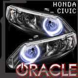 2006-2011 Honda Civic Sedan 4DR ORACLE Halo Kit