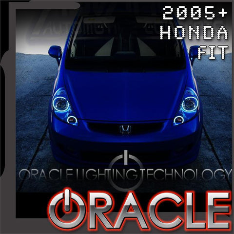 2005+ Honda Fit ORACLE Headlight Halo Kit