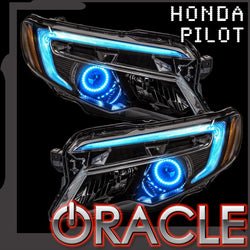2016-2018 Honda Pilot ORACLE ColorSHIFT Halo + DRL Kit
