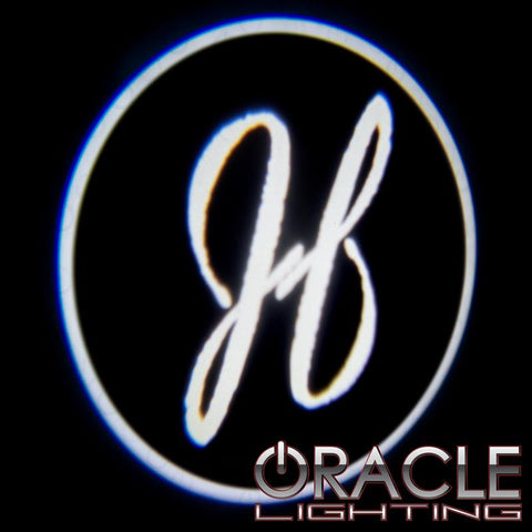 H ORACLE GOBO LED Door Light Projector