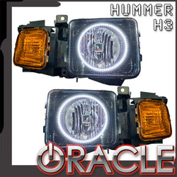 2006-2008 Hummer H3 Pre-Assembled Headlights