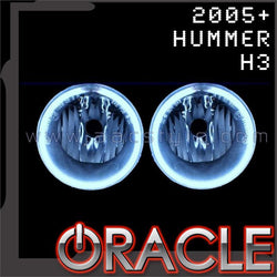 2005-2010 Hummer H3 ORACLE Fog Halo Kit