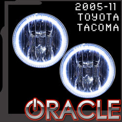 2005-2011 Toyota Tacoma ORACLE Fog Light Halo Kit