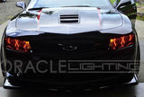 2014-2015 Chevrolet Camaro Non-RS ORACLE Dual Halo Headlight Kit (Round Style)