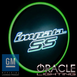 Impala SS ORACLE GOBO LED Door Light Projector