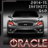 2014-2015 Infiniti Q60 ORACLE Halo Kit