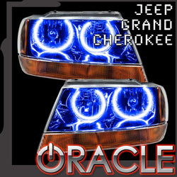 1999-2004 Jeep Grand Cherokee ORACLE Halo Kit