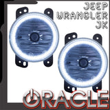 2010-2017 Jeep Wrangler JK Pre-Assembled Fog Lights