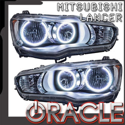 2008-2017 Mitsubishi Lancer Pre-Assembled Headlights