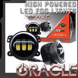 ORACLE High Powered LED Fog Light Replacement-(Pair)