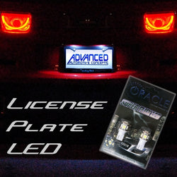 2010-2013 Camaro License Plate LEDs