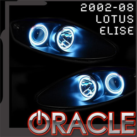 2002-2008 Lotus Elise ORACLE Halo Kit