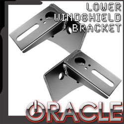 ORACLE Jeep JK Lower Windshield Light Mount Brackets (Pair)