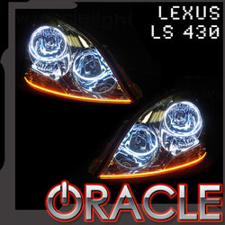2001-2006 Lexus LS430 ORACLE Halo Kit