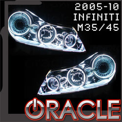 2005-2010 Infiniti M35 ORACLE Halo Kit