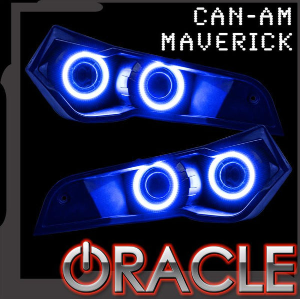 Can-Am Maverick ORACLE LED Halo Kit