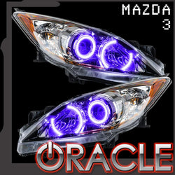 2010-2012 Mazda 3 ORACLE Halo Kit