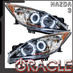 Mazda 3 2010-2013 Pre-Assemebled Headlights
