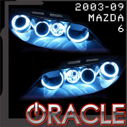 2003-2009 Mazda 6 ORACLE Halo Kit