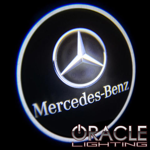 Mercedes Benz ORACLE GOBO LED Door Light Projector