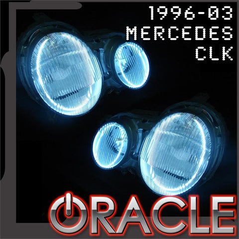 1996-2003 Mercedes CLK W208 ORACLE Halo Kit