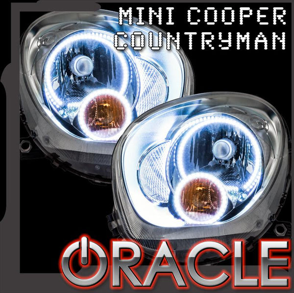 2011-2015 Mini Cooper Countryman ORACLE LED Halo Kit