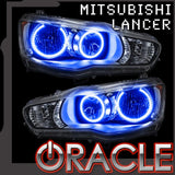 2008-2016 Mitsubishi Lancer/EVO ORACLE Halo Kit - Non Projector/HID