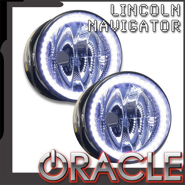 2003-2004 Lincoln Navigator Pre-Assembled Fog Lights