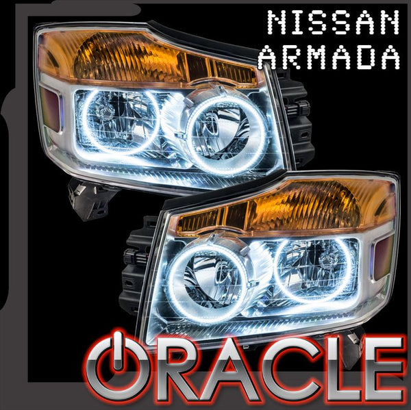 2008-2014 Nissan Armada ORACLE Halo Kit
