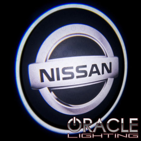 Nissan ORACLE GOBO LED Door Light Projector