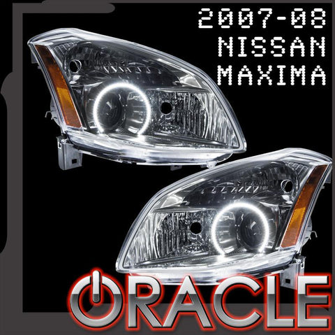 2007-2008 Nissan Maxima ORACLE Halo Kit