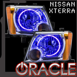 2005-2014 Nissan Xterra ORACLE Halo Kit