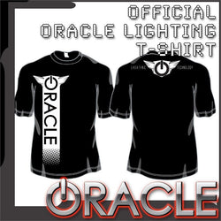 Official ORACLE Lighting Technology T-Shirt (Black)