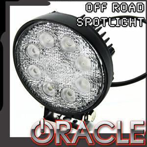 "ORACLE Off-Road 4.5"" 27W Round LED Spot Light"
