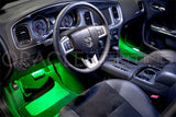 Jeep Wrangler JL/Gladiator JT ORACLE Ambient LED Lighting Footwell Kit