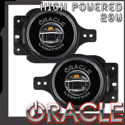 ORACLE Jeep Wrangler JL & JT SPORT High Performance 20W LED Fog Lights