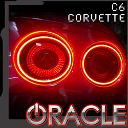 Corvette C6 2005-2013 ORACLE LED Waterproof Afterburner Kit
