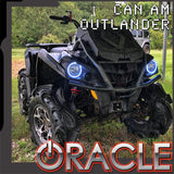 2016-2019 Can-Am Outlander G2 450 500 570 ORACLE Surface Mount Halo Kit