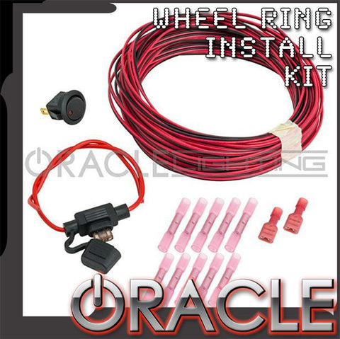 ORACLE Wheel Ring Installation Kit