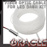 ORACLE Lighting Fiber Optic Cable for LED Dash Kit