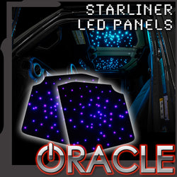 ORACLE Lighting StarLINER ColorSHIFT Fiber Optic Hardtop Headliner-Wrangler JL and Gladiator JT