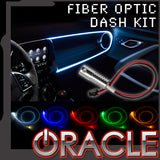 ORACLE Lighting LED Fiber Optic Dash Kit - Single Color