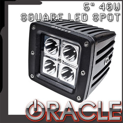 "Off-Road 3"" 20W LED Square Spot Light - CLEARANCE"