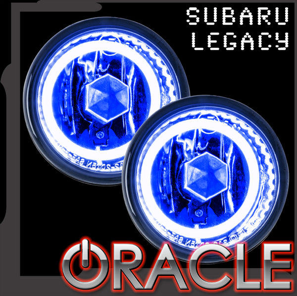2008-2009 Subaru Legacy Sedan ORACLE Fog Light Halo Kit