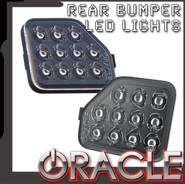 GROUPBUY: ORACLE Lighting Rear Bumper LED Reverse Lights for Jeep Wrangler JL